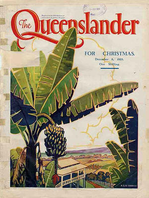 The Queenslander - Cover